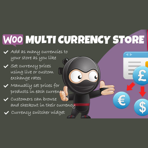 WooCommerce Multi Currency Store