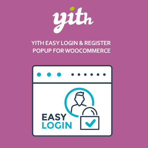 YITH Easy Login Register Popup For WooCommerce