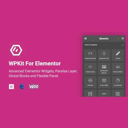 WPKit For Elementor Advanced Elementor Widgets Collection Parallax Layer