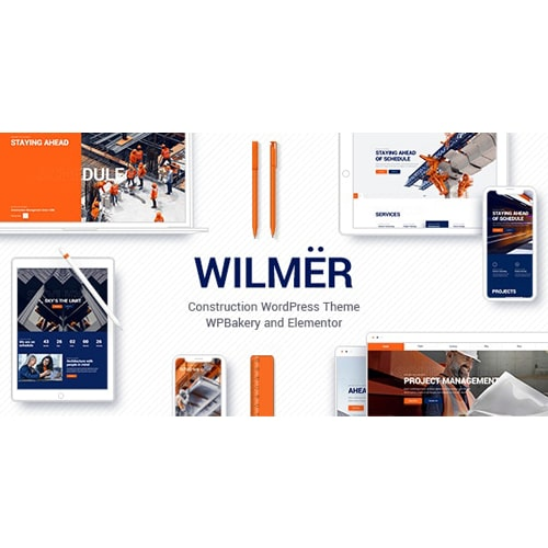 Wilmer Construction Theme