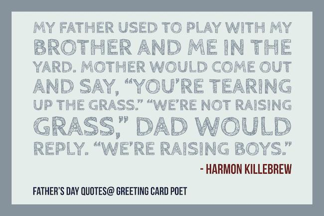 102 Funny Father S Day Quotes To Share With Dad Greeting Card Poet