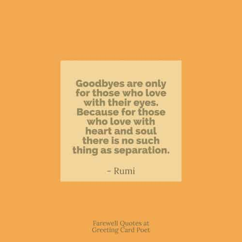 Best Farewell Quotes 2