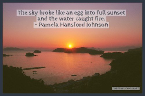 Sunsets Quotes 5