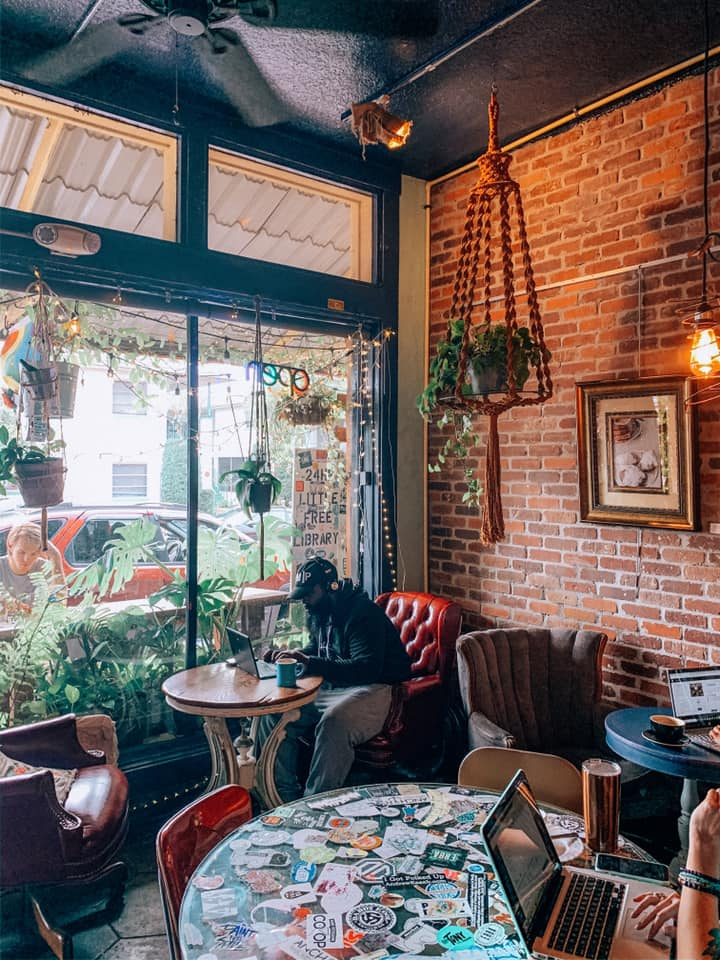 Top 8 Coffee Shops in St.Pete