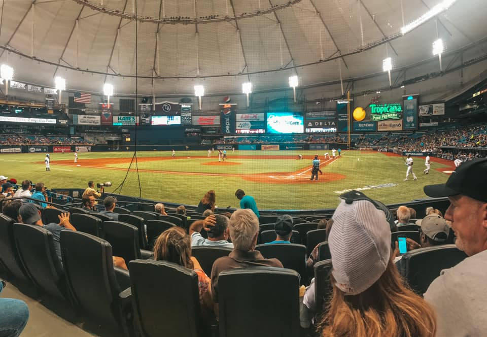 Ultimate Guide Clearwater Beach Rays Game