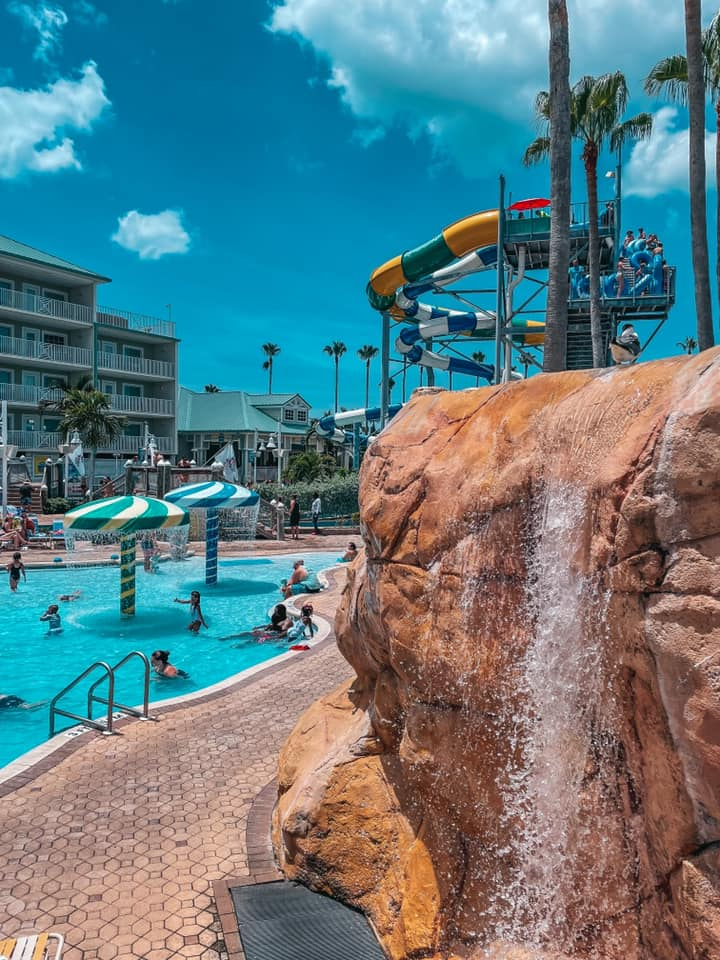 Splash Harbour water park, one of the best things to do in Indian Rocks Beach