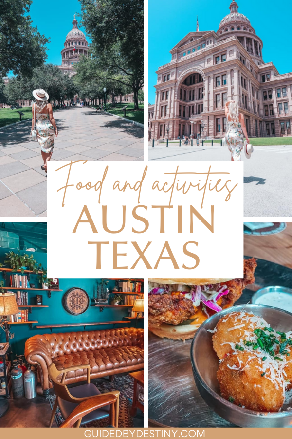 food and activities in Austin Texas
