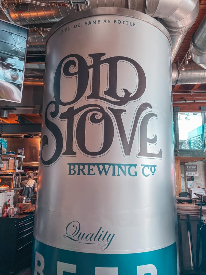 Old Stove Brewing