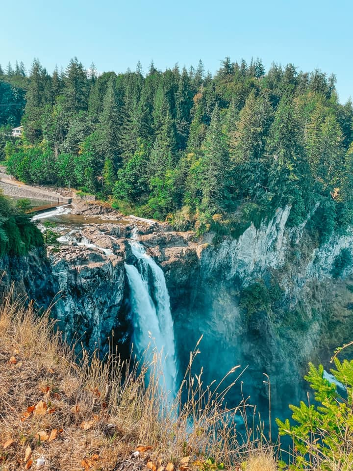 Snoqualmie Falls upper viewpoint