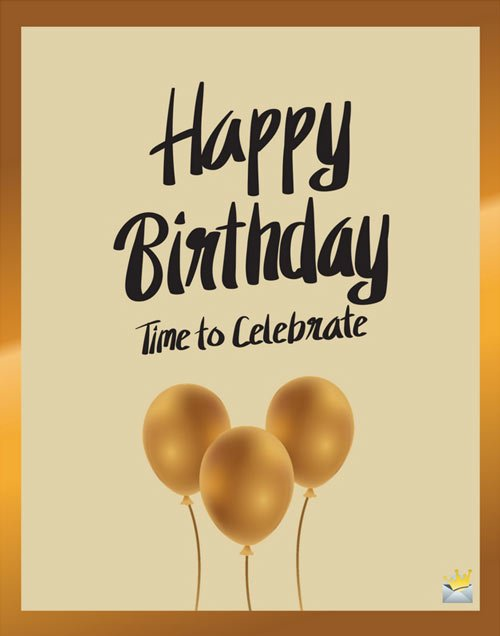 Birthday Wishes For A Friend S Spouse