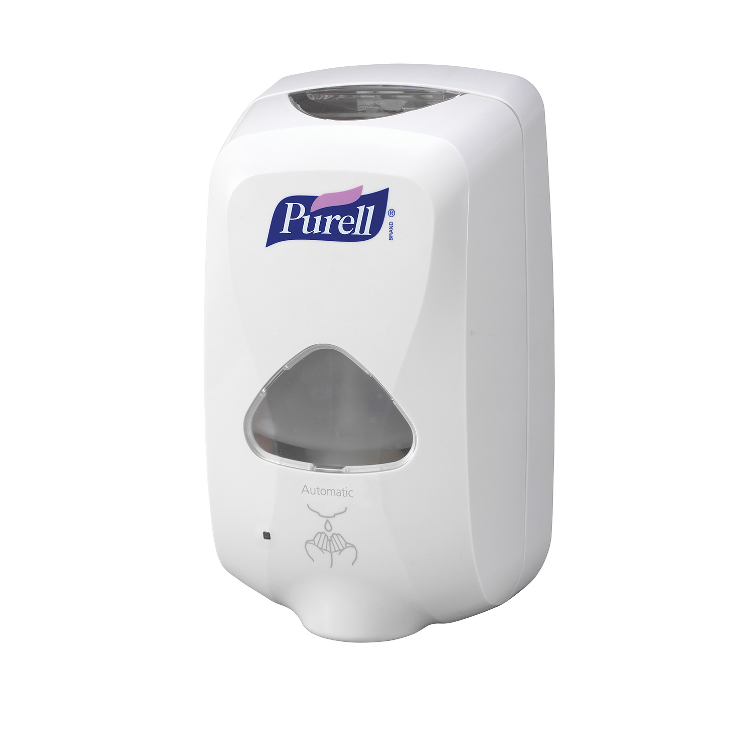 Purell Tfx Touch Free Automatic Hand Sanitiser Dispenser White