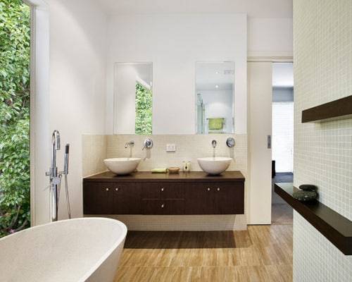 Feng Shui Colors For Bathroom In North
