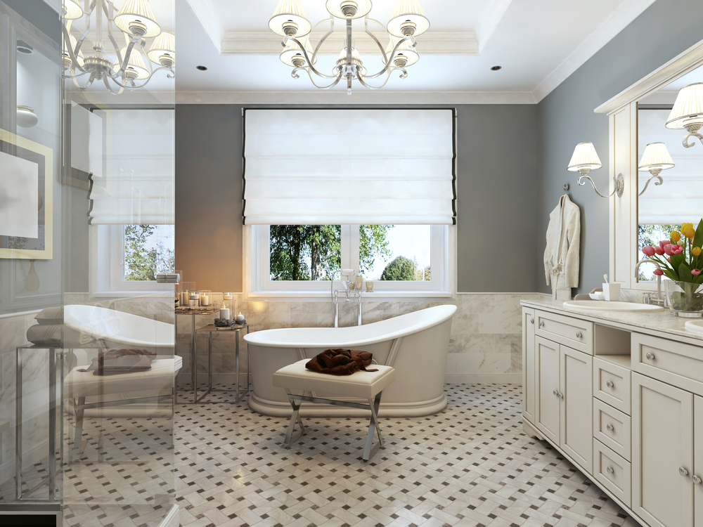 Best Type Of Paint For Small Bathroom