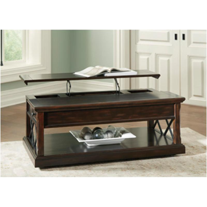 T701 9 Ashley Furniture Lift Top Cocktail Table