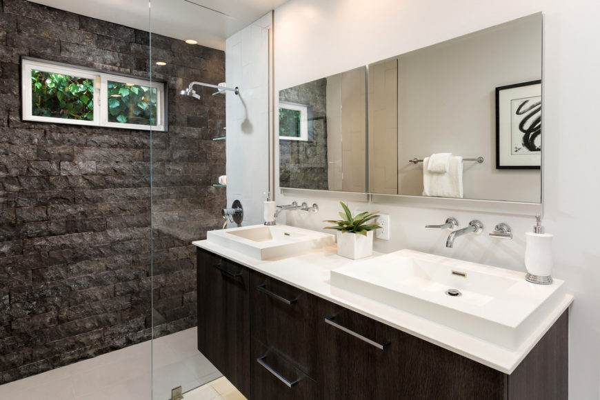 What Are The Popular Colors For Bathrooms