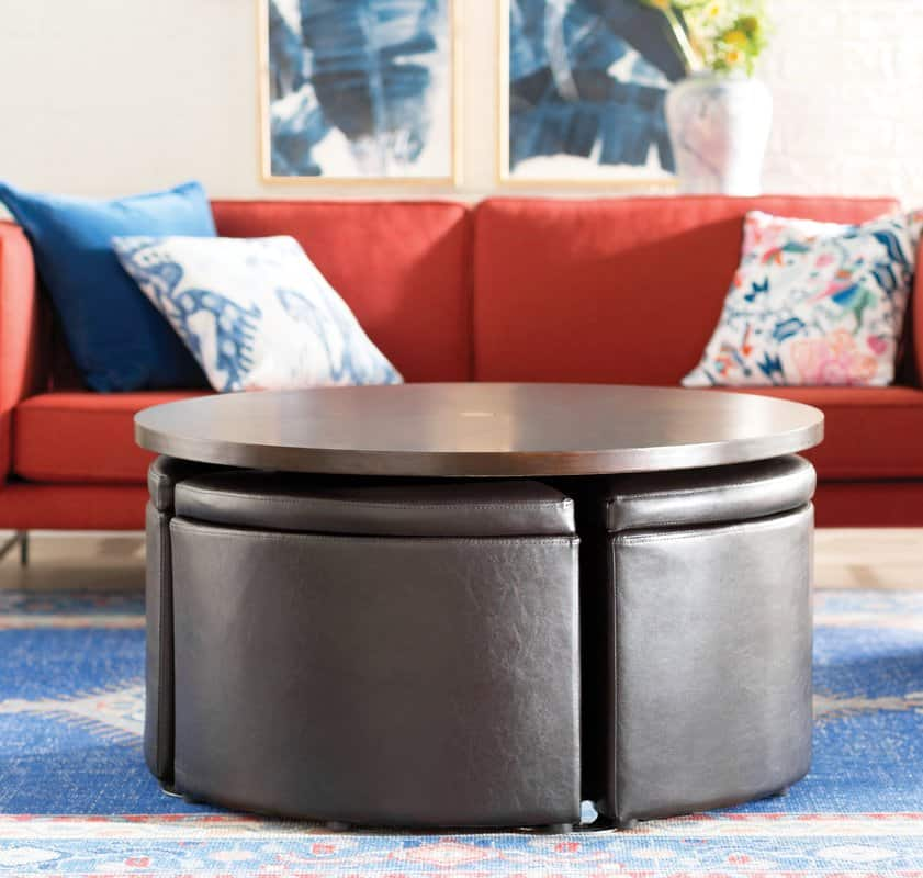 24 Types Of Coffee Tables With A Lift Up Top Adjustable Height