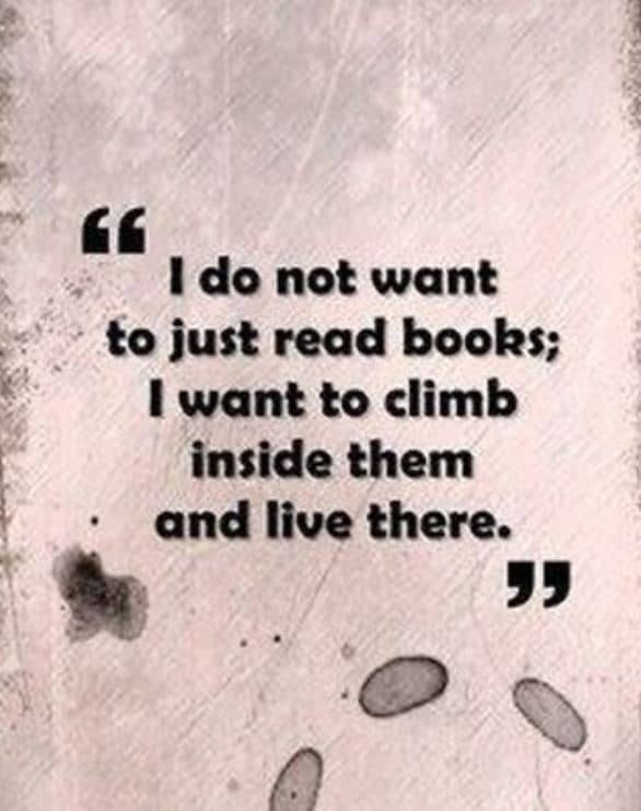 25 Funny and Relatable Quotes About Reading Books | Hooked to Books