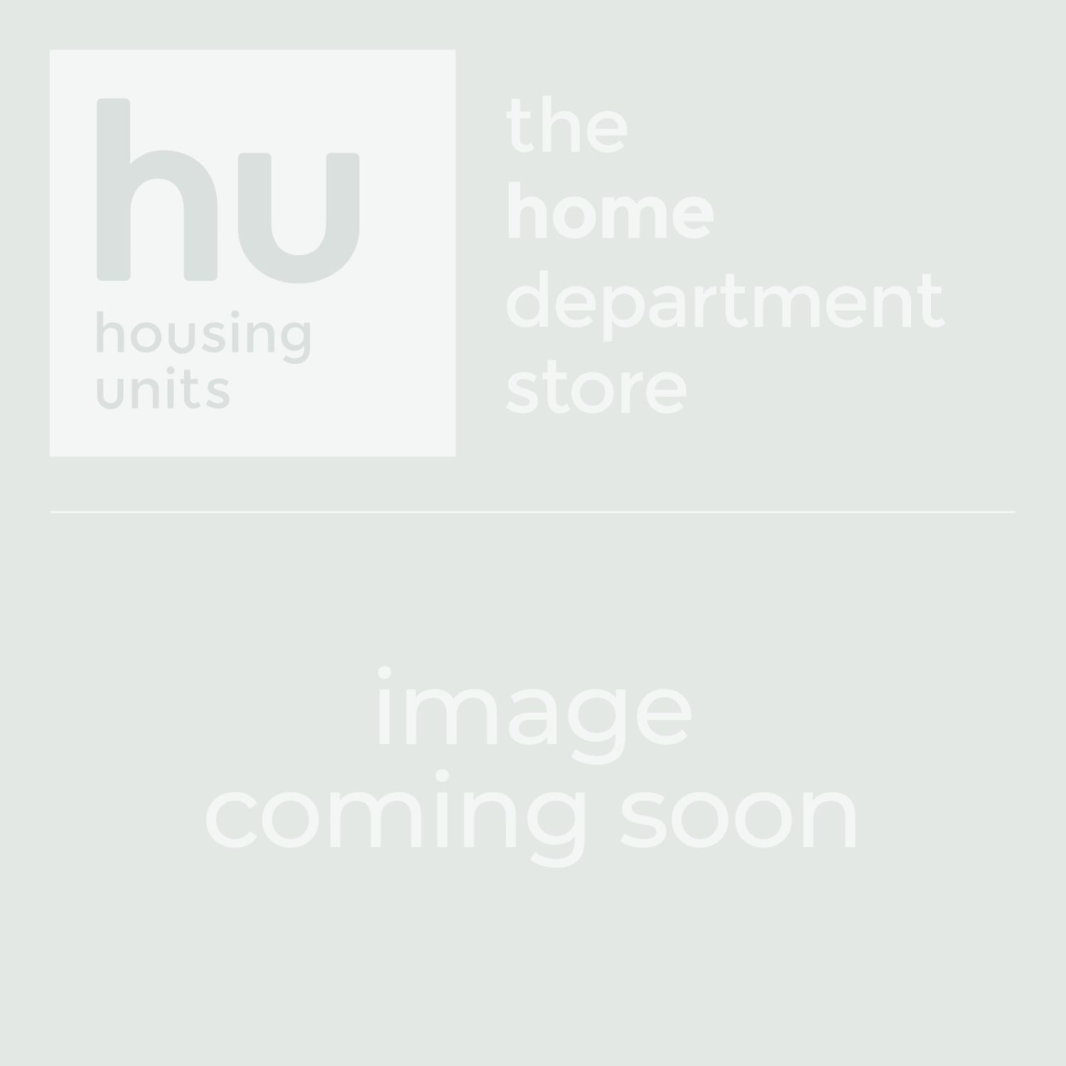 Trixie Smoked Glass Silver Coffee Table
