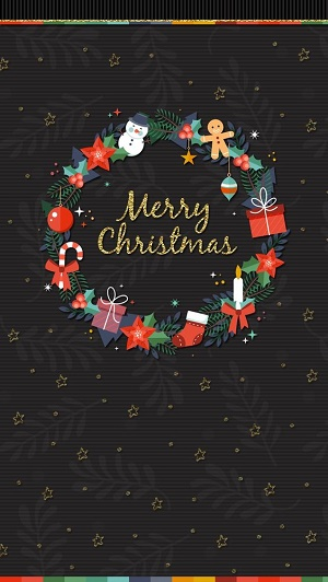 Marry Christmas Wishes and Message wallpaper for iPhone XS Max iPhone XS and iPhone XR