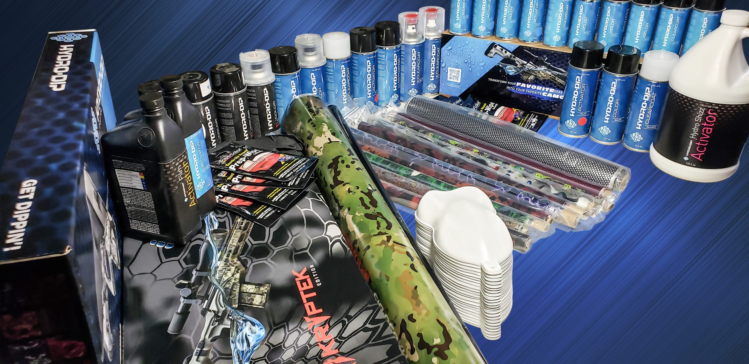 Hydro Dipping Supplies