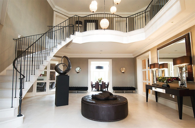 Add value to your property with a quality stone staircase