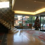flooring entry at the grosvenor pulford hotel and spa