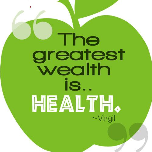 Stay Healthy Quotes 1