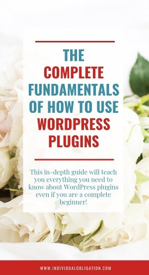 The complete fundamentals of how to use WordPress plugins. This in-depth guide will teach you everything you need to know
