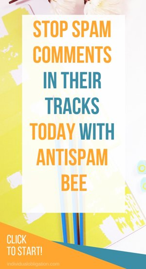 Stop spam comments in their tracks today with Antispam Bee