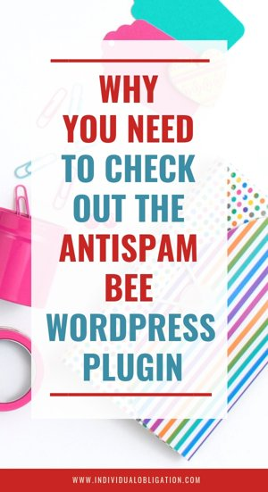 Why you need to check out the Antispam Bee WordPress plugin