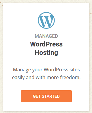 How To Start A WordPress Blog On Siteground By Clicking On The Get Started WordPress Button