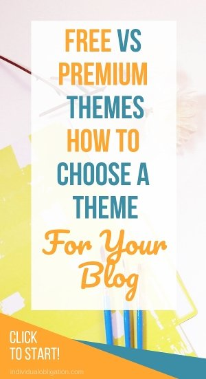 Free vs Premium Themes - How To Choose A WordPress Theme For Your Blog