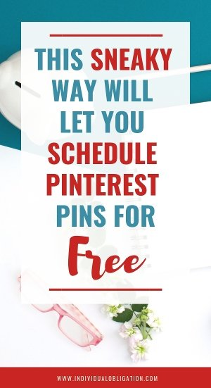 Free Pinterest Scheduler - This sneaky way will let you schedule Pinterest pins for free