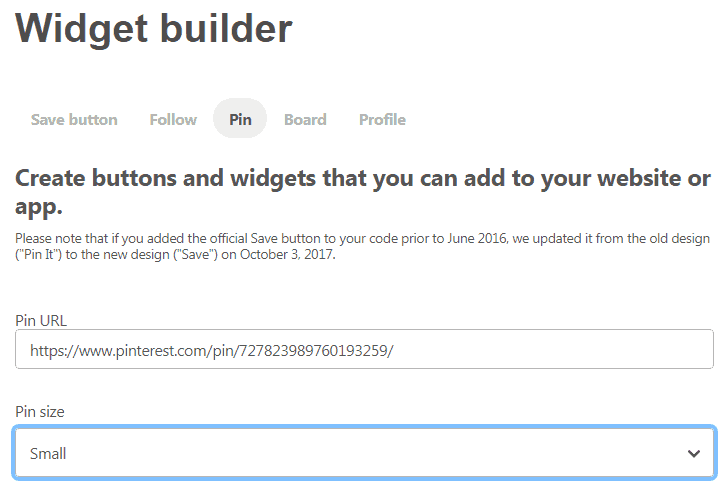 How To Add Pinterest Images To WordPress Using Embed Pins Widget Builder