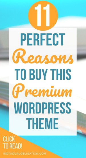 11 Perfect reasons to buy this premium WordPress Theme