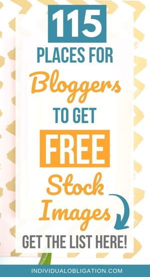 115 places for bloggers to get free stock images