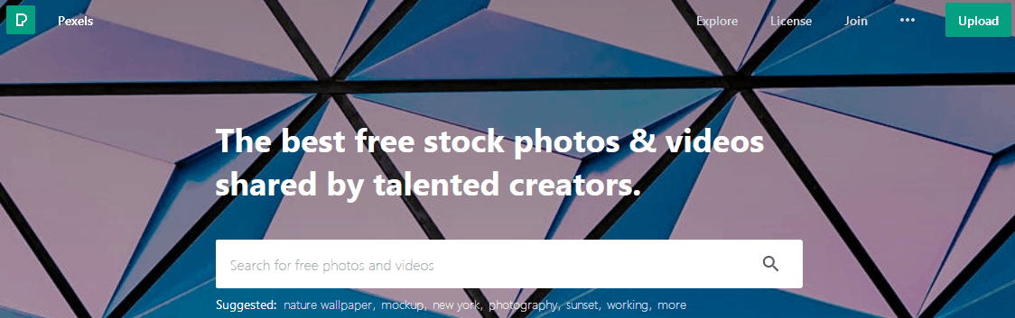 Free Stock Images For Bloggers Using The Pexels Website
