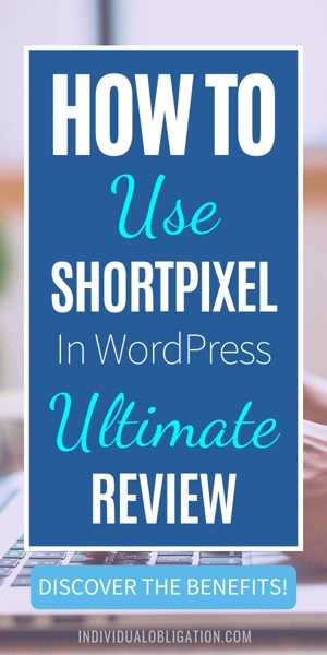How to use ShortPixel in WordPress ultimate review