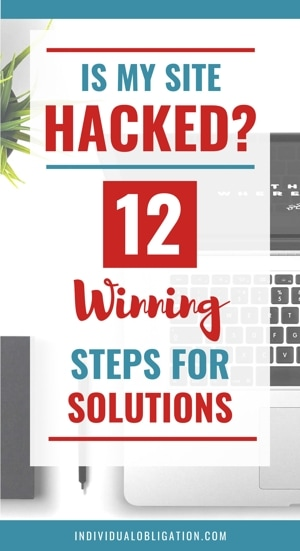 Is My Site Hacked 12 Winning Steps For Solutions