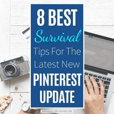 Best Survival Tips For The Latest New Pinterst Update