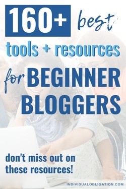 160+ best tools and resources for bloggers