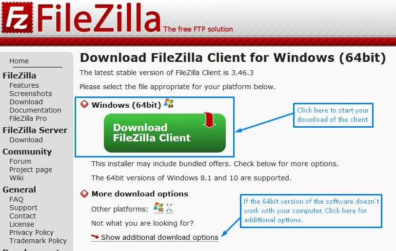 Wordpress Ftp Final Download Screen For Filezilla 64bit Version