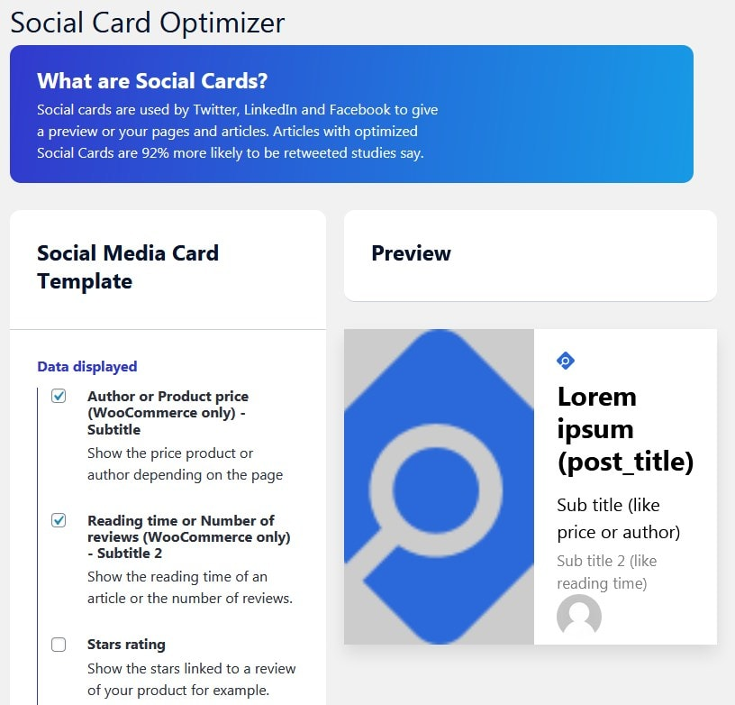 Image Seo Social Card Optimizer