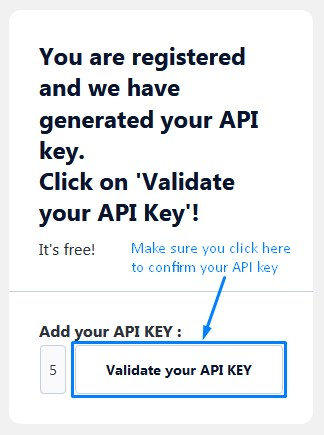 Imageseo Validate Your Api Key 1