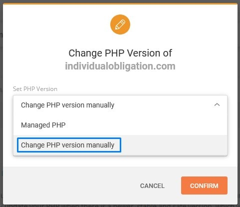 Siteground Change Php Version Manually 2 1