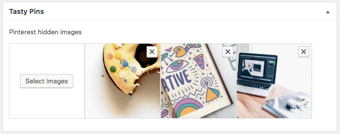 Wp Tasty Pins Add Multiple Pinterest Images Per Blog Post