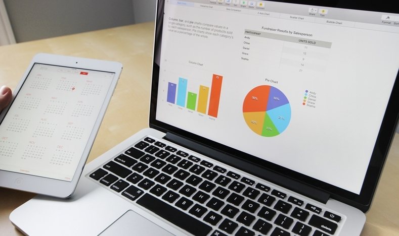 Business Blog Charts And Analytics For A Profitable Blog That Makes Money Blogging