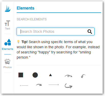 Tailwind Create Editor Elements Settings For How To Add Shapes Arrows To Your Designs 1