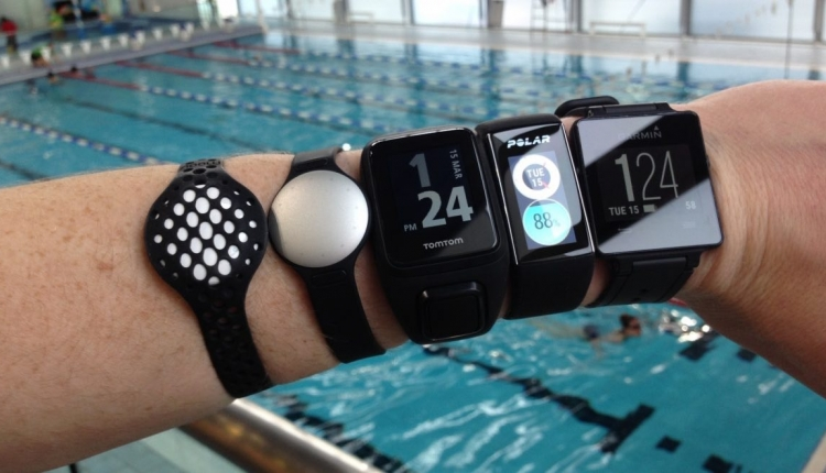 Get In The Swim Of Things With The Best Fitness Trackers For Swimmers