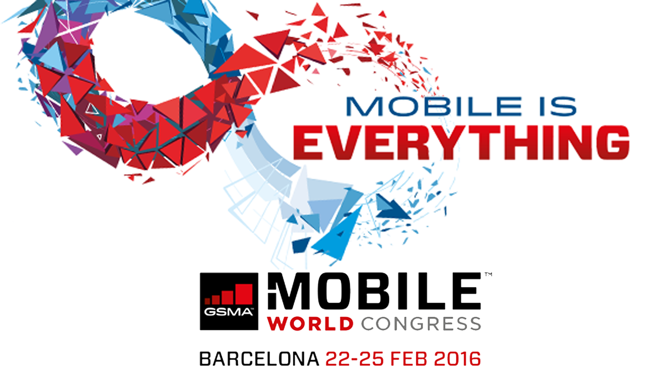 MWC Barcelona 2016 Banner, Mobile is Everything